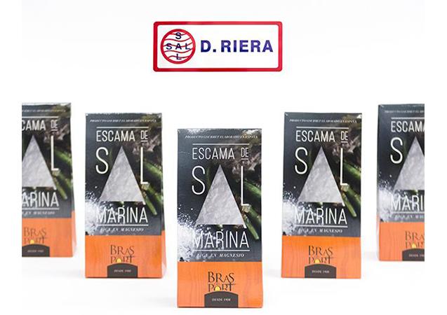 SAL GOURMET FLOR DE SAL SAL RIERA