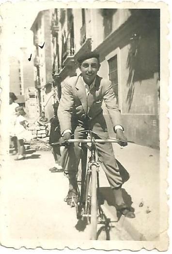 sal riera bicicleta