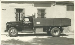 sal riera camion Agosto 1958-1