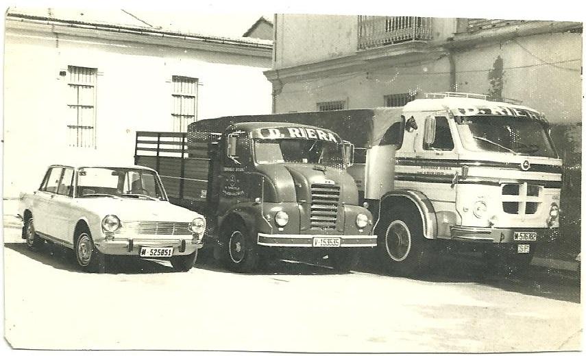 sal riera camiones antiguos
