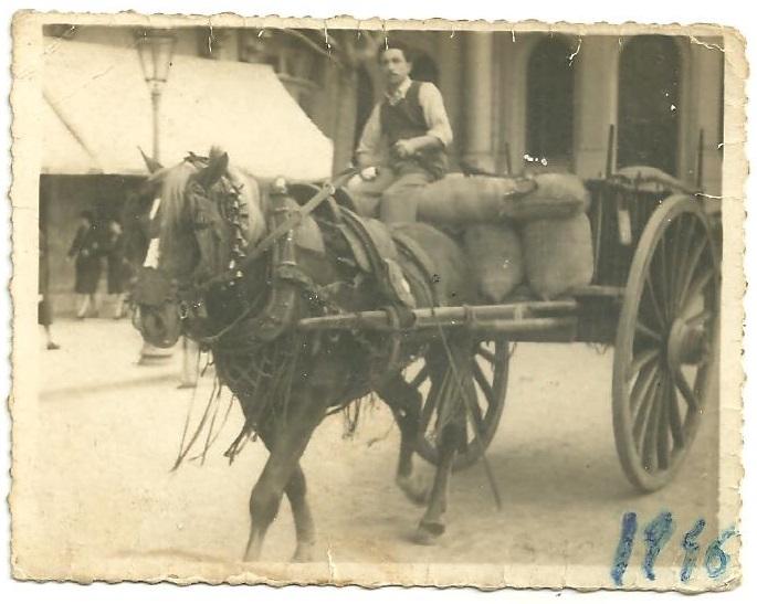 sal riera carro caballos 11-04-1946
